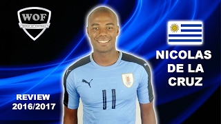 NICOLAS DE LA CRUZ | Liverpool Montevideo | Goals, Skills, Assists | 2016/2017  (HD)(Nicolas De La Cruz - Liverpool - 2016/2017 ➠ World Of Football Subscribe : http://bit.ly/1S00BeT | 2nd channel : http://bit.ly/1LQmGvz ..., 2017-02-07T23:31:41.000Z)