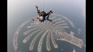 Skydive Dubai - Hadise