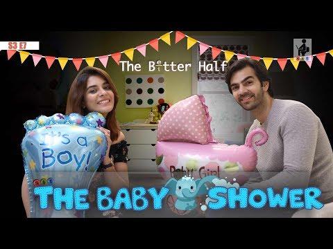 SIT | The Better Half | THE BABY SHOWER | S3E7 | Chhavi Mittal | Karan V Grover | Pooja Gor