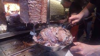 TÜRKİYE'NİN EN ÇİRKİN ET DÖNERİ DENİZLİ DE - Yemek Videoları