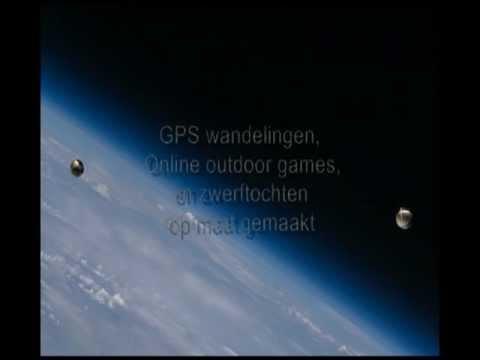 Satellite Adventures | GPS wandelingen zwerftochten en online outdoorgames