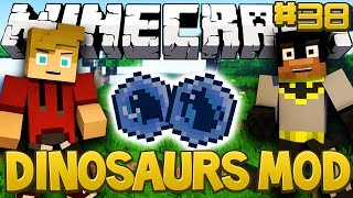 """SABERTOOTH DNA!!!"" Minecraft Dinosaurs Mod (Fossils and Archaeology) Series, Episode 38"