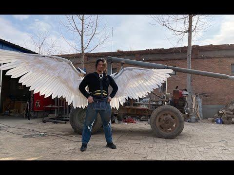 El «maker chino» que fabrica inventos medio rústicos medio industriales medio de alta tecnología