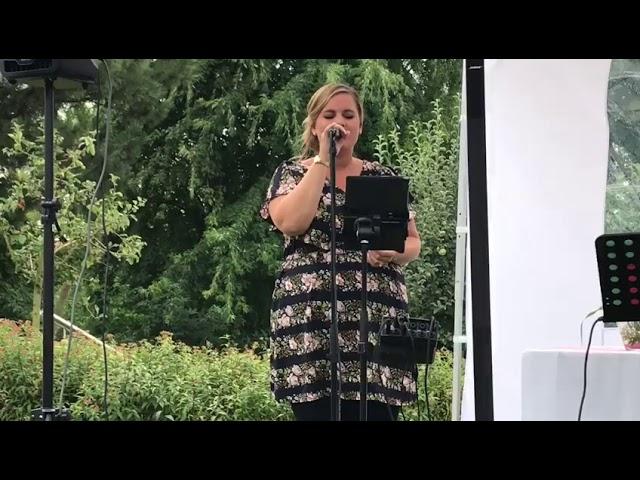 I'll Be There - Nora Brandenburger (MariahCarey Cover) Hochzeitssängerin Mannheim, Landau, Karlsruhe