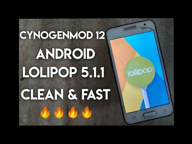 Download 5 fast lollipop zip of file Android 5