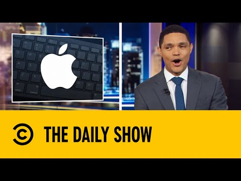 Apple Reveals Brand New iPhone 11   The Daily Show With Trevor Noah