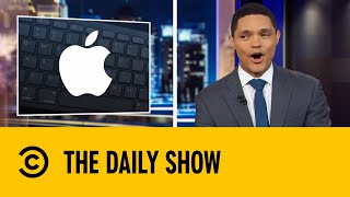 Apple Reveals Brand New iPhone 11 | The Daily Show With Trevor Noah