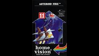 ASTEROID FIRE - ATARI 2600
