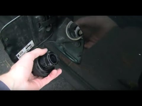 HOW TO REPLACE GAS CAP (CHECK ENGINE LIGHT)