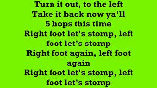 Cha Cha Slide Part #2 lyrics