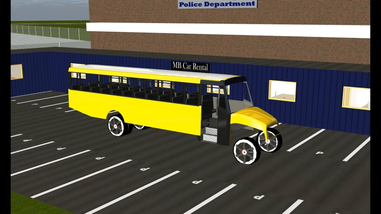 Rigs of Rods The All New: GSX Concept School Bus First ... Concept School Bus
