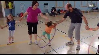 HDL  MAMI, un programa granadino que fomenta el deporte en familia para motivar a los hijos