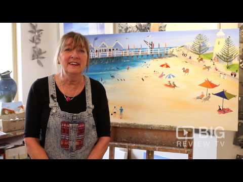 Jenny Taylor Designs, an Art Gallery in Perth for Artwork or for Art Painting