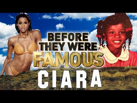 CIARA - Before They Were Famous - BIOGRAPHY