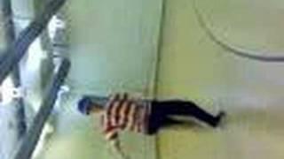 Andy Thoo Wai Kiat wushu kungfu cardio workout at IOI mall