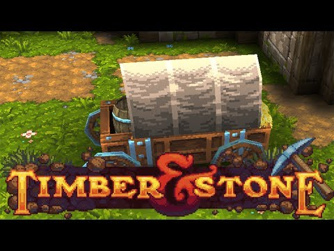Timber and Stone Episode 5 Starvation and dying