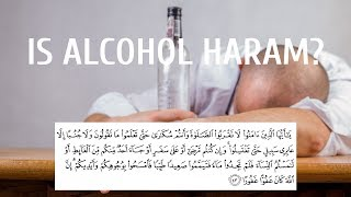 Is Alcohol Haram In The Quran?