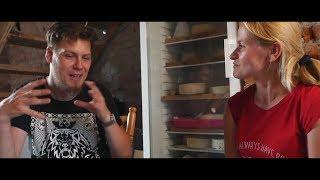 Sery Kozie w Zagrodzie Kwaśne Wiśnie - Max z wizytą