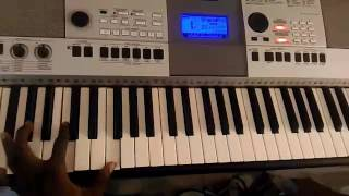How to play casting crowns by Nathaniel Basset piano tutorial