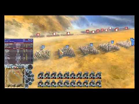 XIII Century Death or Glory 1220 Abid Archers vs 3000 Two Handed Axe Man