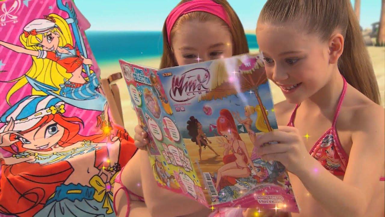 Картинки каникулы лето с винкс