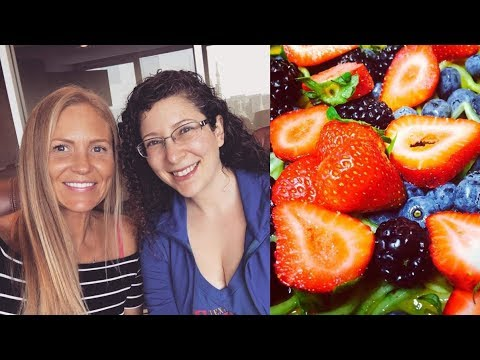 Simplicity vs Gourmet Style of Raw Vegan Fruitarian Diet - Interview with The Raw Outlaw