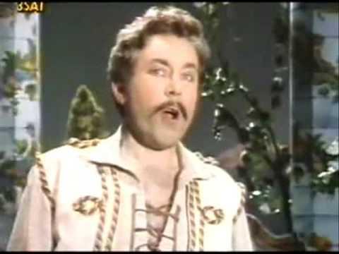 """Peter Schreier sings """"Un'aura amorosa"""" from Così fan tutte"""