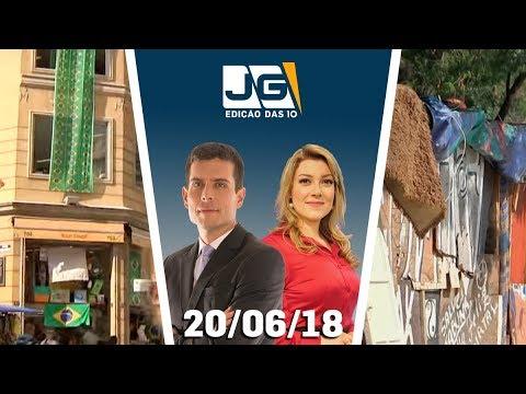 Jornal da Gazeta - Edição das 10 - 20/06/2018