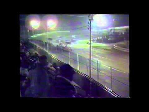Paul Lotier  wins  May 5th 1986  at Port Royal Speedway