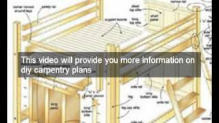 Diy Carpentry Plans