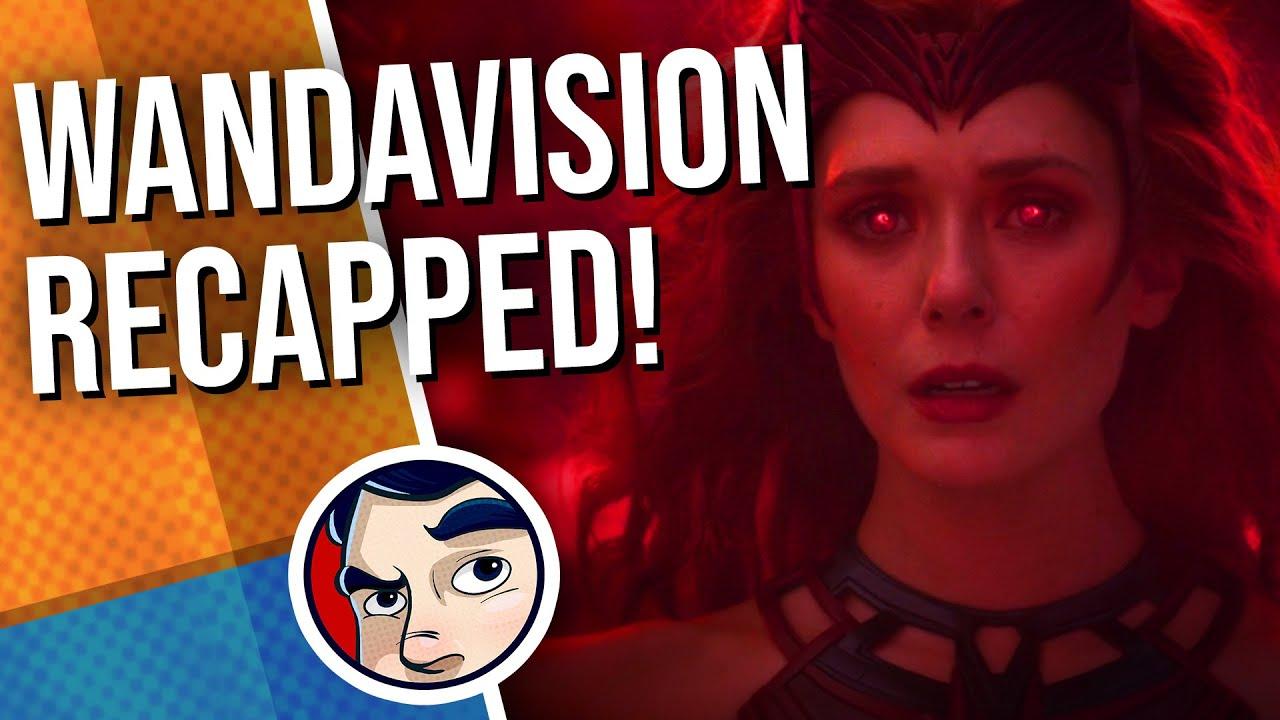 Wandavision Recapped & Explained - Know Your Universe   Comicstorian