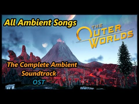 The Outer Worlds - All Ambient Songs (Complete Soundtrack) OST