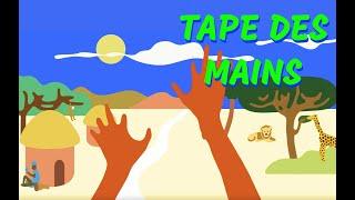 Makounkou Tape des mains