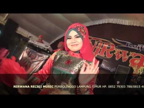 SALAMIM BAIT Vocal UMAMIE SABRINA || Nirwana Religi Music Purbolinggo Lampung Timur
