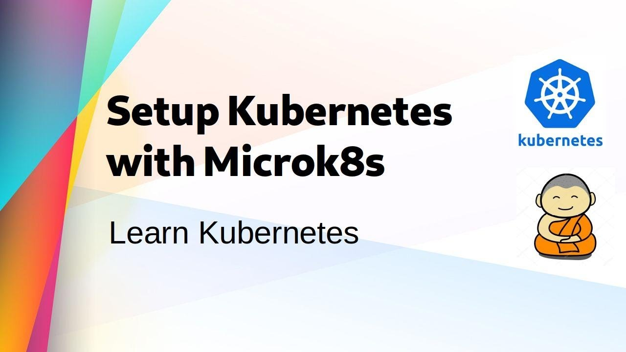 [ Kube 3 ] Kubernetes single node cluster using microk8s