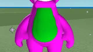 Barney Entrada- Roblox