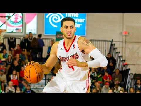 Celtics Rookie Abdel Nader NBA D-League Highlights: November 2016