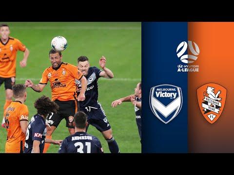 Melbourne Victory Brisbane Roar Goals And Highlights