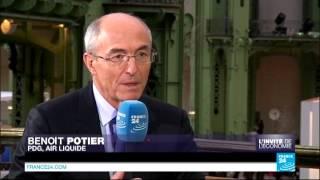 Benoît Potier, PDG d