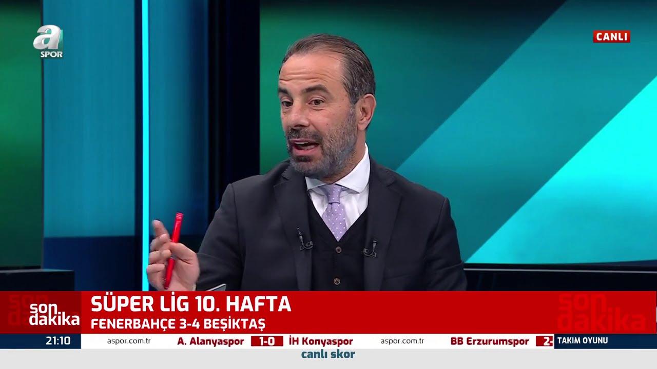 Reha Kapsal: ''Beşiktaş Şampiyonluk Yarışında Olacağını Gösterdi!'' 29.11.2020