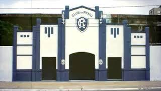 Parabéns pelos 101 anos do Estádio Evandro Almeida, O Popular BAENÃO