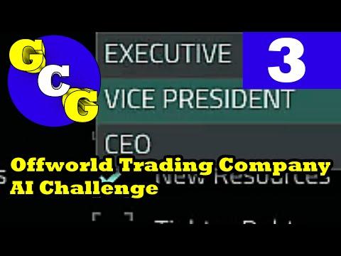 Offworld Trading Company - AI Vice President - Episode 3