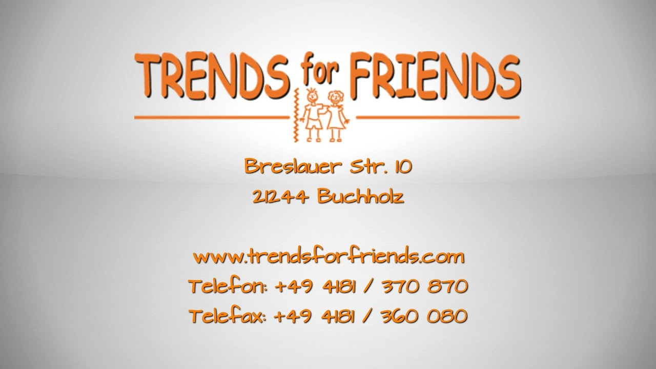 Trends For Friends Youtube