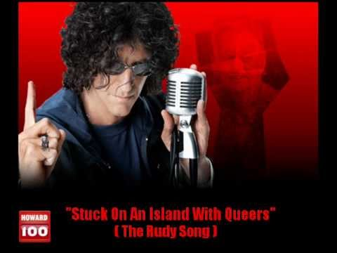 Howard Stern - The Rudy Song