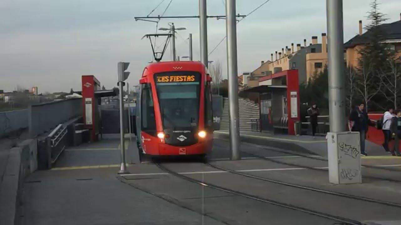 Metro ligero oeste citadis 110 con destino felices for Metro ligero colonia jardin