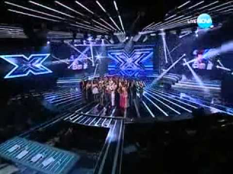 X Factor 2013 Bulgaria - Final Results