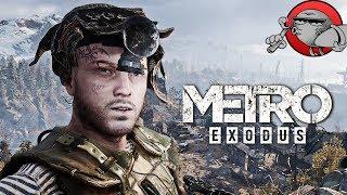 Metro Exodus - АДМИРАЛ (Прохождение #20)