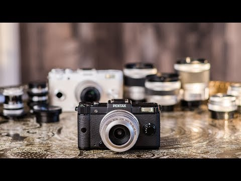 Cheap Camera Review - The tiny but mighty Pentax Q (Q-S1)