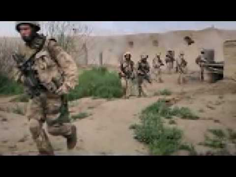 Afghanistan  Battle in Helmand Province