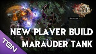 ★ Path Of Exile - Beginner Friendly Marauder Build